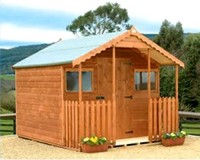 Sheds waterford storage garden sheds leisure room for Garden shed kilkenny